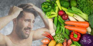 10 aliments qui aident à prévenir la chute des cheveux