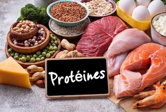Manquer de protéines entraîne une chute de cheveux