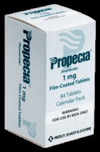 Propecia 1 mg - Médicament contre la calvitie