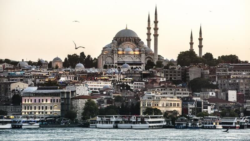 La ville d'Istanbul