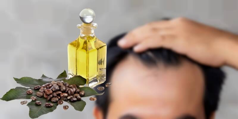 You are currently viewing L'huile de ricin, est-elle efficace contre la calvitie ?